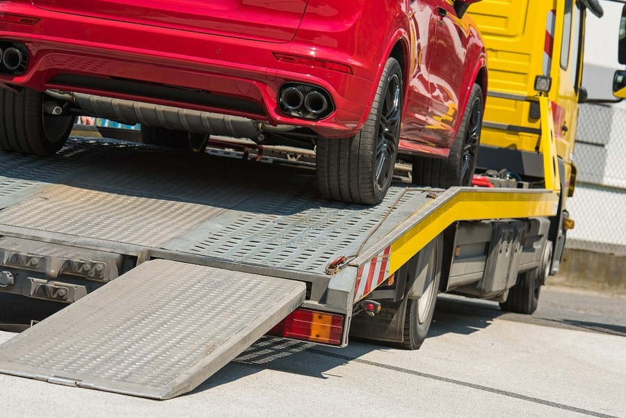 Flatbed Towing Cedar Rapids